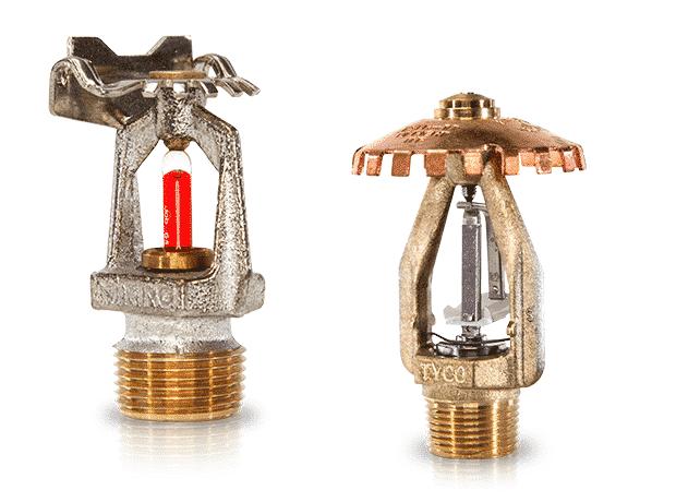Catálogo de productos Rociadores anti incendios