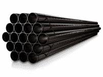 tuberia de sistemas de fluidos industriales de acero